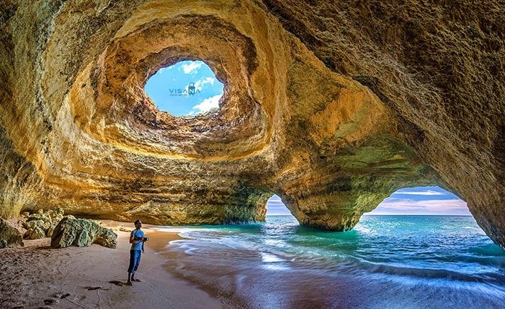 Algarve du lich Bo Dao Nha