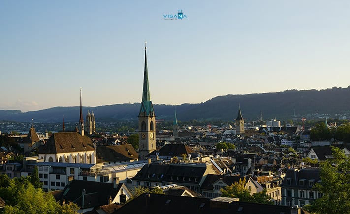 Zurich du lich Thuy Sy