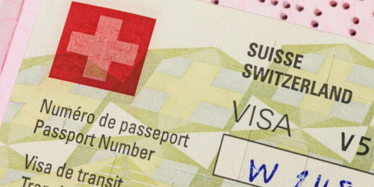 xin visa Thụy sĩ có khó không