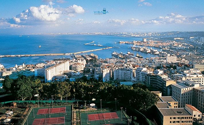 Du lich Algeria Algiers