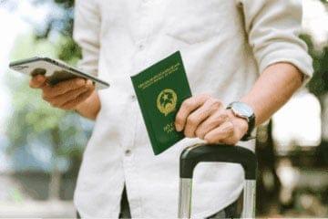 Visa công tác