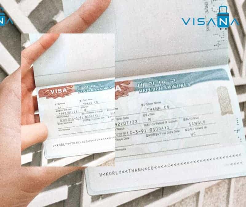 Thời hạn và quyền lợi các loại visa Hàn Quốc