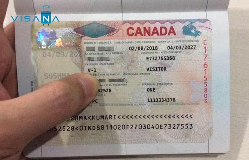 Hướng dẫn nộp lệ phí xin visa Canada chi tiết