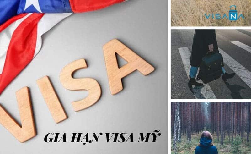 Trọn bộ hướng dẫn gia hạn visa Mỹ