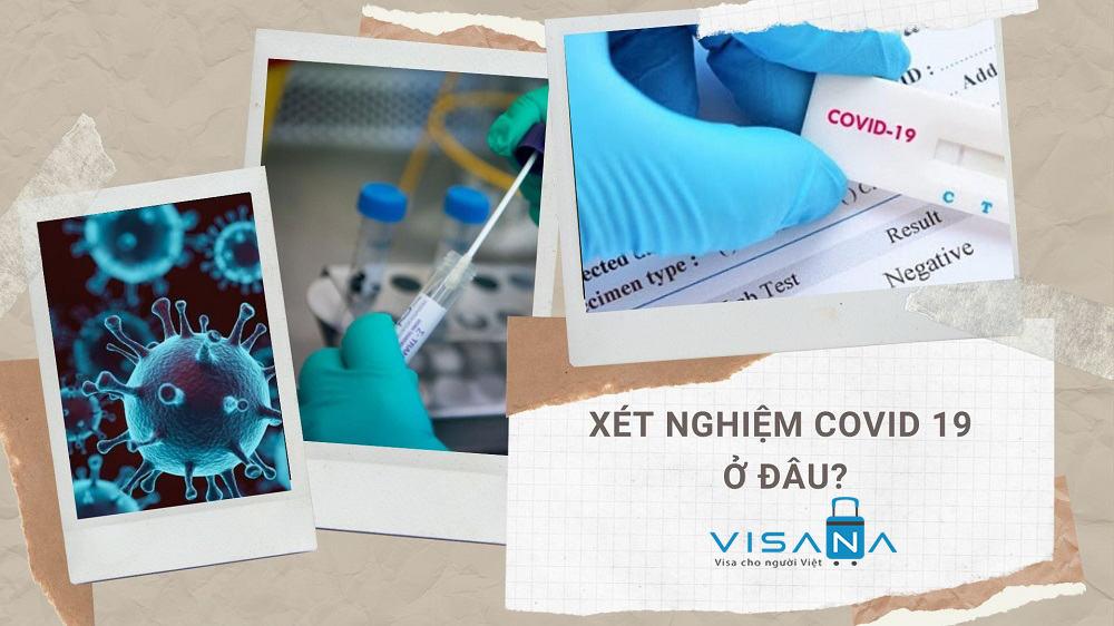 Xét nghiệm COVID 19 - Xét nghiệm khẳng định COVID 19 ở đâu - VISANA