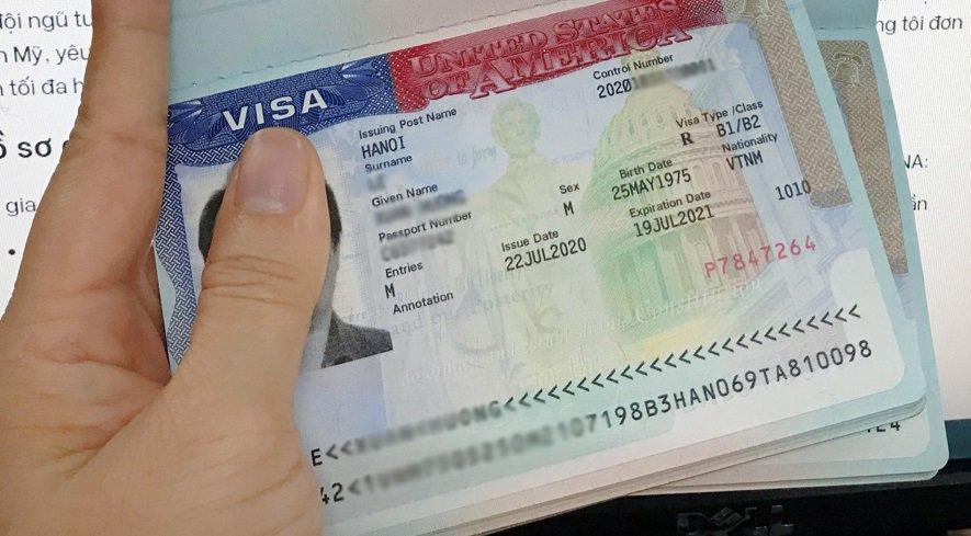Gia hạn visa Mỹ - VISANA