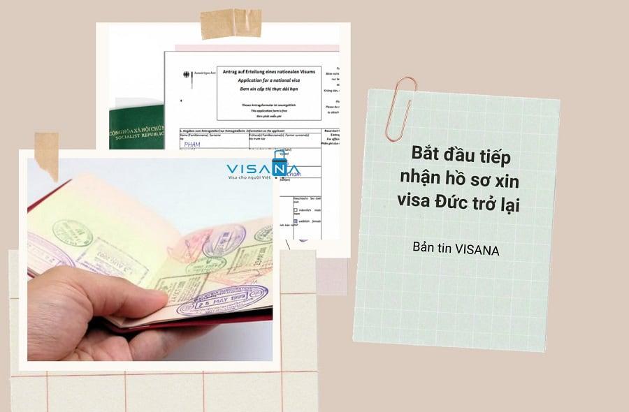 Tiếp tục tiếp nhận hồ sơ xin visa Úc