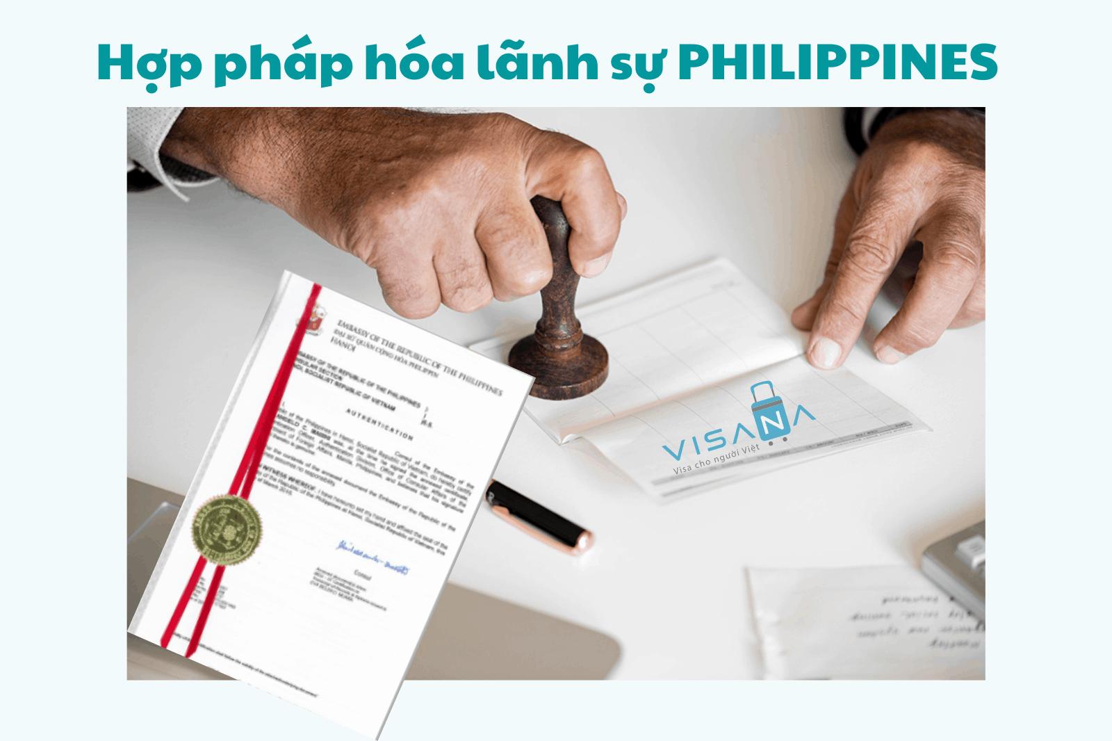 Hợp pháp hóa lãnh sự Philippines